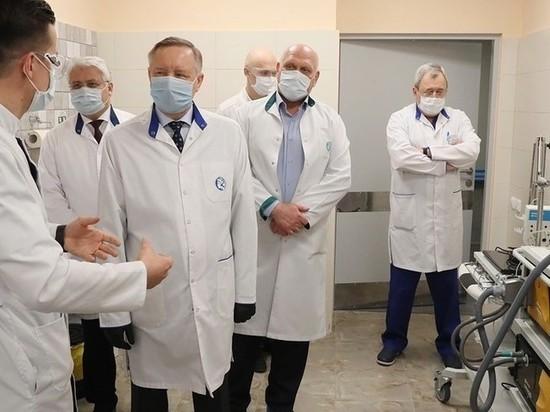 Александр Беглов стал вторым по цитируемости среди российских губернаторов