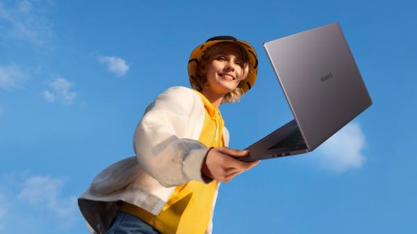Huawei выпустил новые модели ноутбуков на все случаи жизни